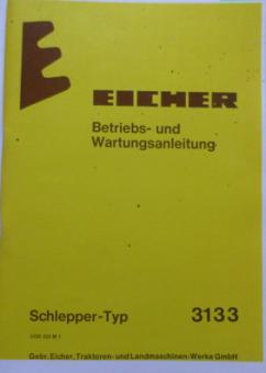 Betriebs- und Wartungsanleitung Typ: 3133