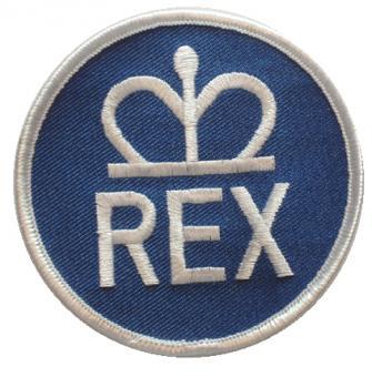 REX Aufnäher